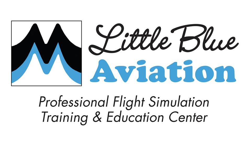 Little Blue Aviation - Enter To Win A FREE 1 Hour Flight Simulator Adventure & GoPro Highlight Video