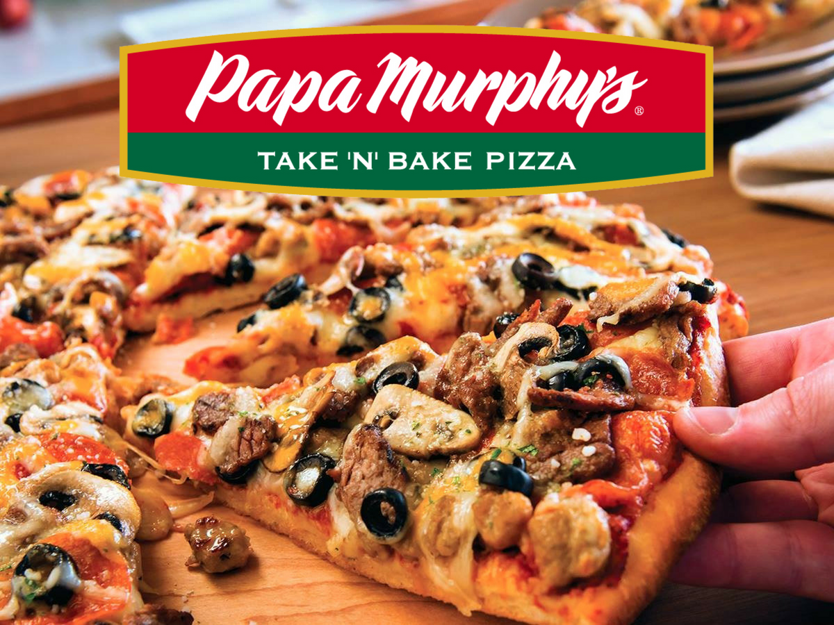 Papa Murphy's ~ Raintree