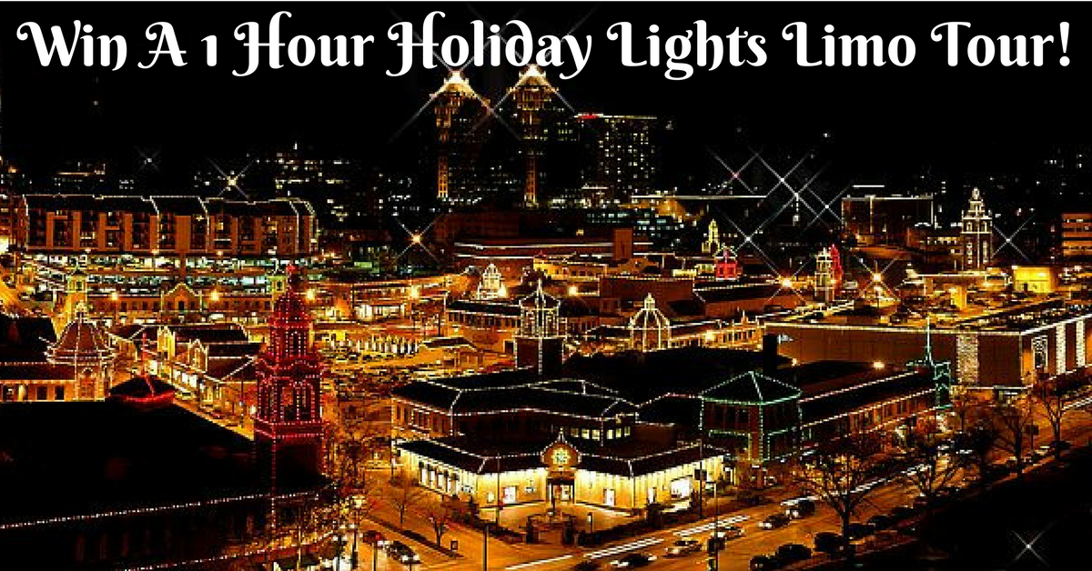 Vegas Limo KC - Enter To Win A Free 1 Hour Holiday Lights SUV Limo Tour