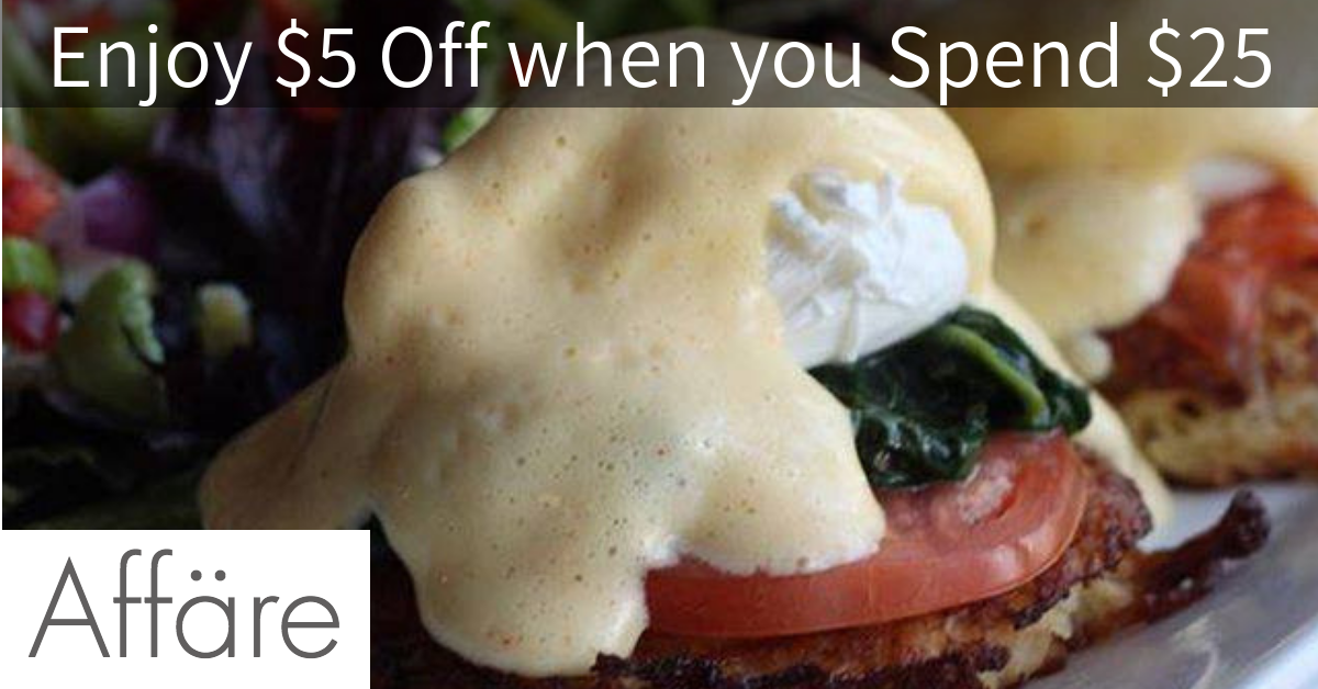 Enjoy $5 Off $25 At Chartroose Caboose - Overland Park!